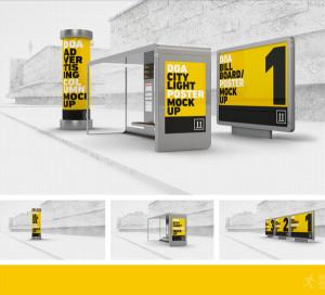 Външна реклама – изработка, дизайн, монтаж