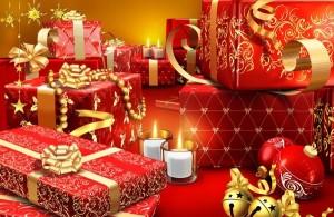 Коледни подаръци – печат на Вашето лого