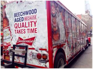 Рекламни камиони – печат и облепяне