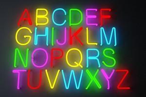 Светещи обемни букви – изработка и монтаж