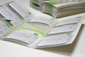 Печат на брошури