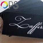 Дизайн и печат на красиви, нестандартни и евтини визитки