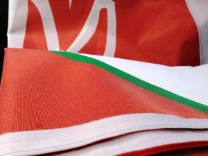 Отпечатване на знамена