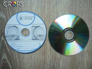 Печат върху CD, https://crops.bg/