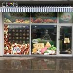 Фолио за витрини www.crops.bg