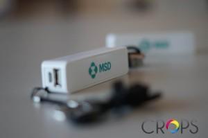 USB с печат