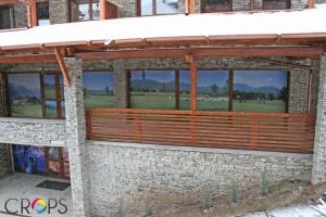 Фолио за стъкла и прозорци