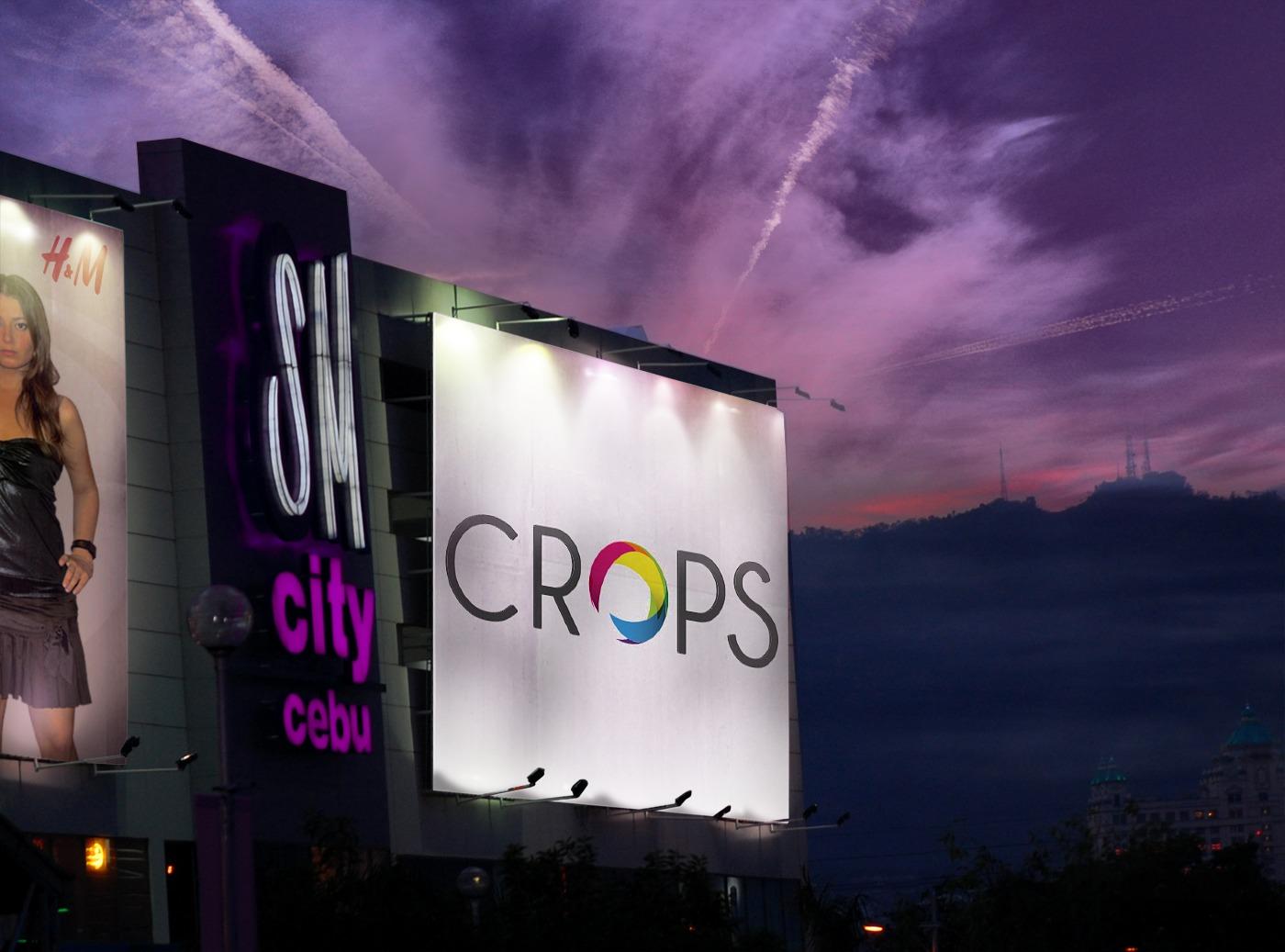 Мегаборд www.crops.bg