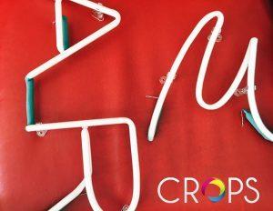 Светещи неонови букви, http://crops.bg/