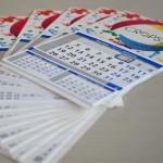 Печат на рекламни календари www.crops.bg