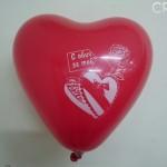 Балони за Свети Валентин