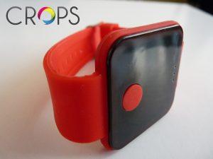 LED02R Червен LED часовник