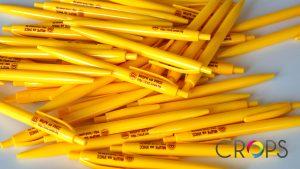 Изработка на рекламни химикалки www.crops.bg