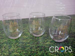Персонализиране на стъклени чаши