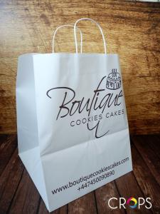 Изработка на подаръчни торбички