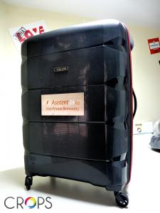 Брандиране на куфари