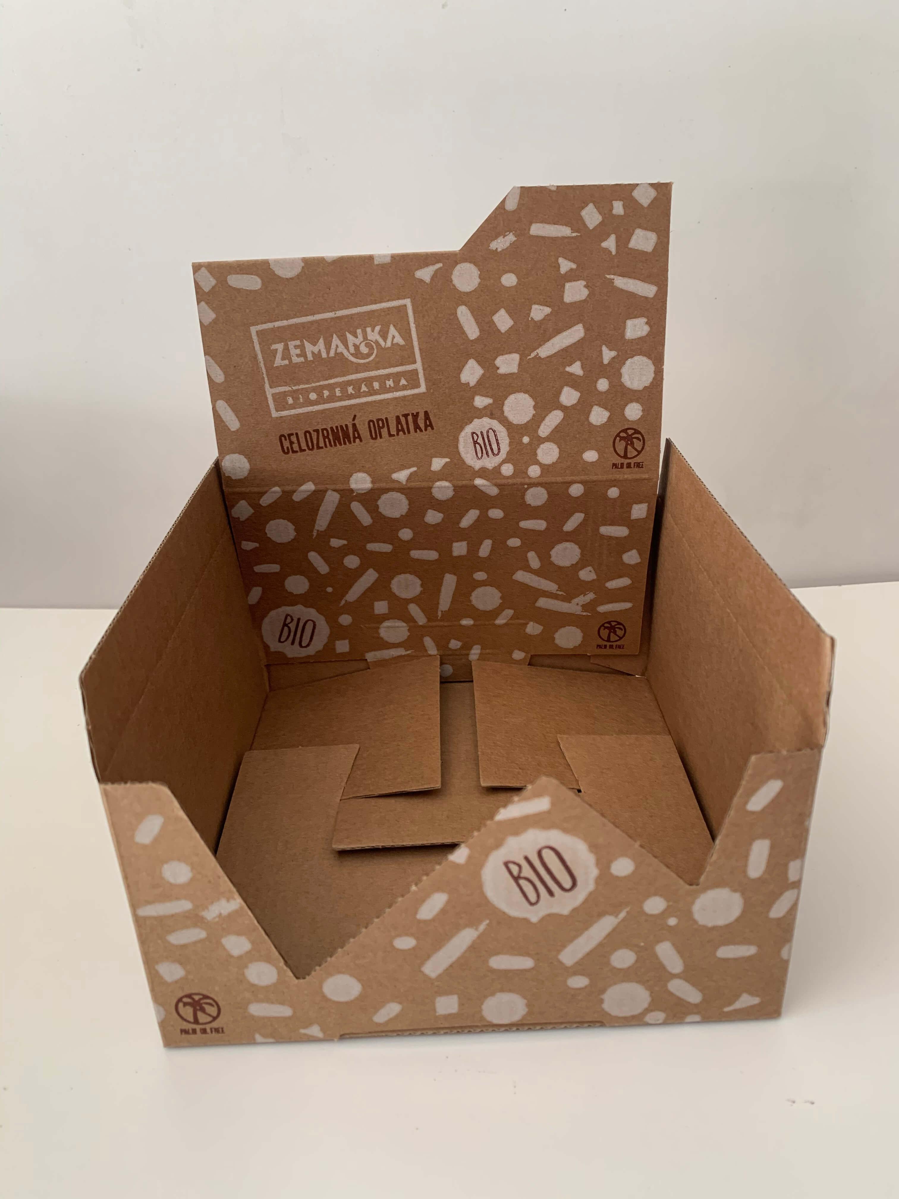 Кутии за десертни блокчета